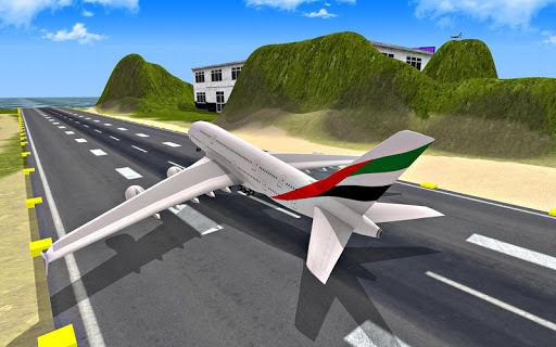 Airplane Fly 3D : Flight Plane 2.5 screenshots 4