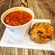 Soup of the Day & Scone