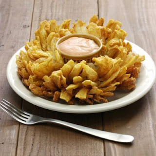 Copycat Outback Steakhouse's Onion Blossom.