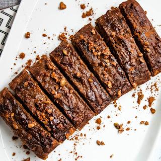 Paleo Cocoa Hazelnut Bread with Molasses