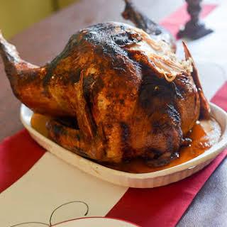 Deep fried Turkey.