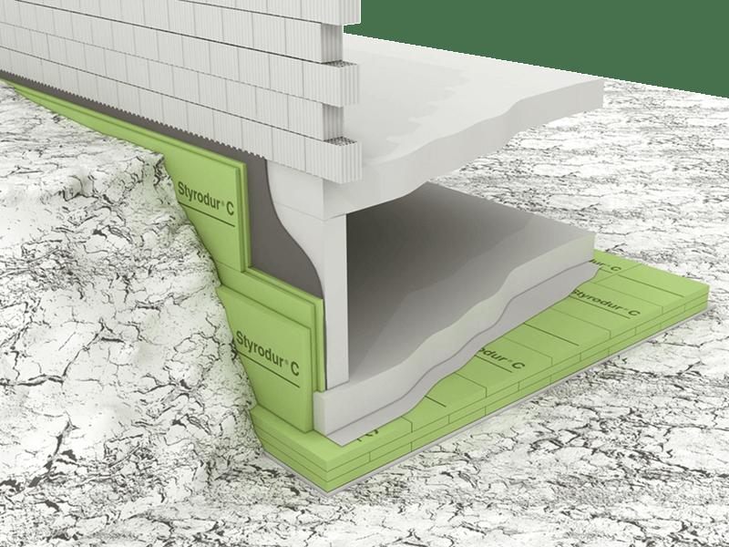 Zastosowanie styroduru w izolacji fundamentów