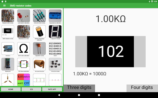 Electronics Toolkit 1.2 screenshots 9