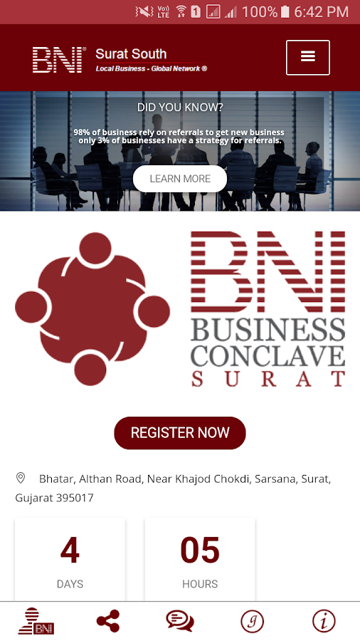 BNI Surat South- screenshot