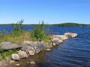 Photo: Причал на озере