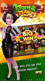 Mystery manor Slots - FreeSlot Casino & Garden - náhled