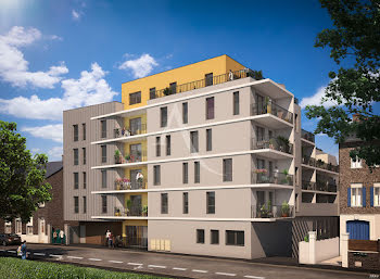appartement à Sotteville-les-rouen (76)