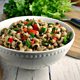 Black Eyed Pea Salad With Bacon Recipes
