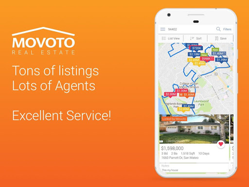 Real Estate by Movoto 6.1 screenshots 1