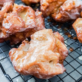 Apple Fritters.