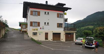 Photo: Hotel Panoramic donde pasamos la primera noche Foto Ch.