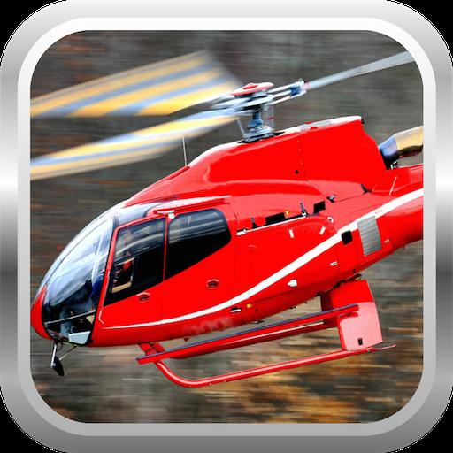 空中救护飞行模拟器 模擬 App LOGO-硬是要APP