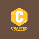 Logo of Crafted Artisan Meadery Bananas Foster Forever