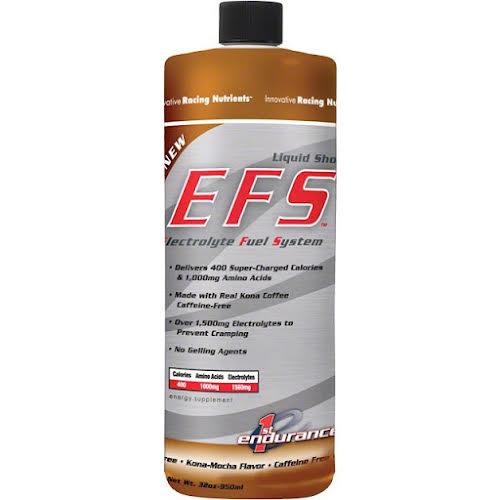 1st Endurance EFS Liquid Shot: Kona-Mocha 32oz