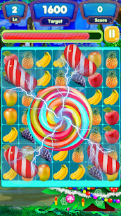 Candy Buster Swap Fruit - náhled