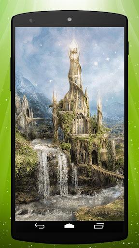 Enchanted City Live Wallpaper