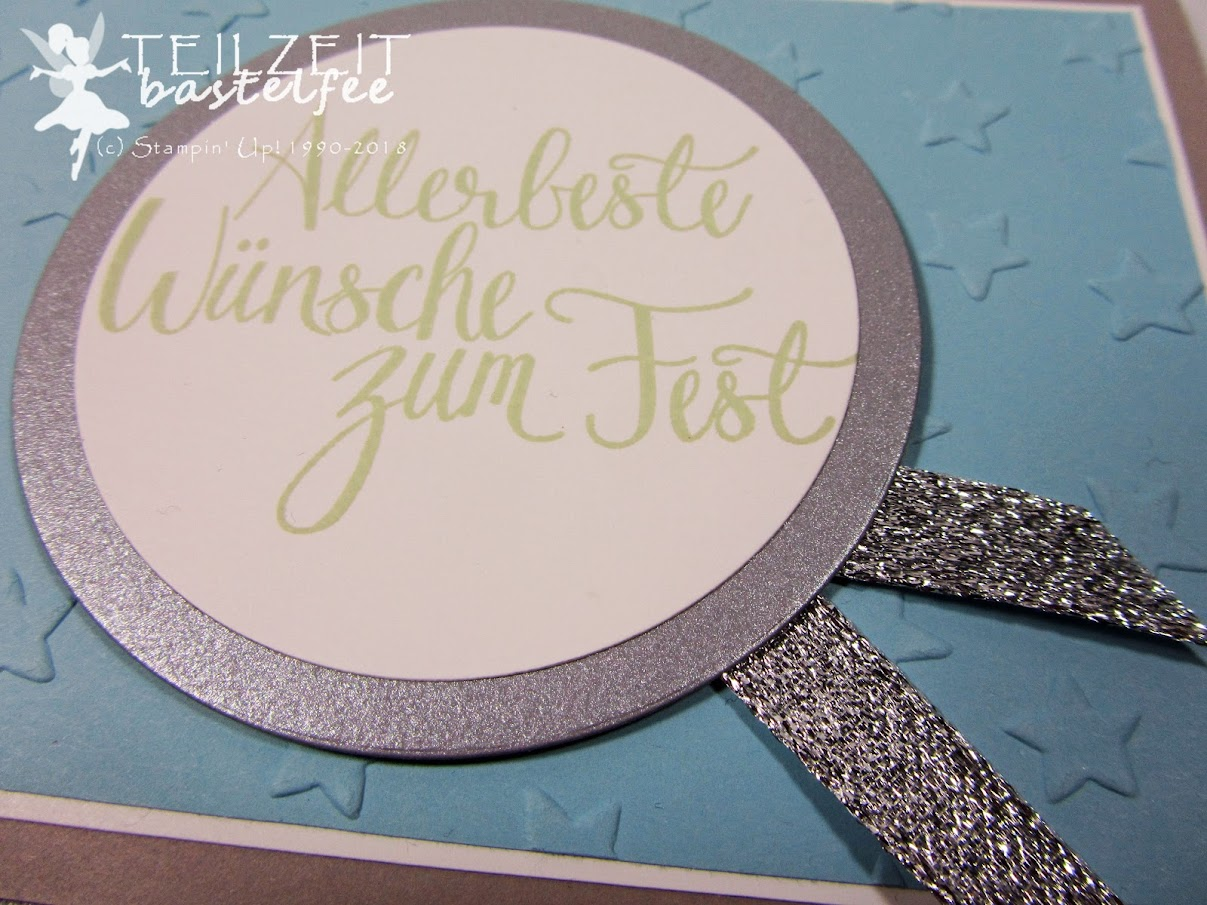 Stampin' Up! - Inkspire_me, Color Challenge, Christmas, Watercolor Christmas, Weihnachten, Malerische Weihnachten, Sterne, Stars