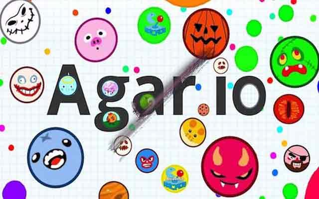 AGAR IO PLAY