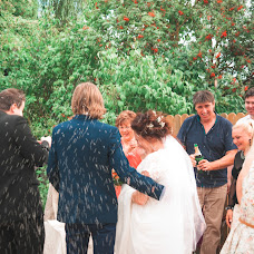 Wedding photographer Artem Pleskacevich (artnic). Photo of 12.11.2016
