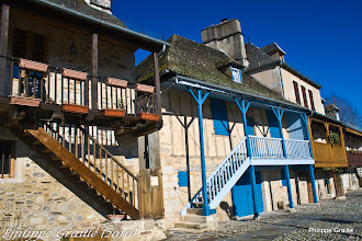Photo: Bords de la Dordogne - Les quais