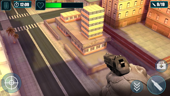 Image result for Scum Killing: Target Siege Shooting Game