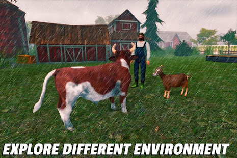 Bull Family Simulator: WildCraft - Apps on Google Play