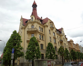 Photo: The Art Nouveau Museum is in the corner apartment of one of their leading architects.