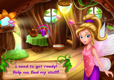 Tooth Fairy Princess: Cleaning Fantasy Adventure 1