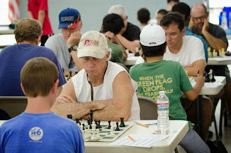 Photo: San Diego County Chess Championships.  Aug 3-4, 2013