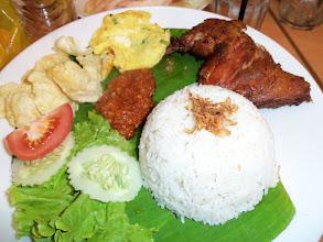 Photo: Příklad indonéské kuchyně