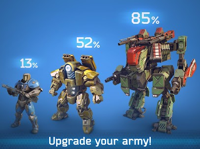 Battle for the Galaxy MOD Apk 4.1.5 (Unlimited Money) 10