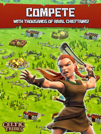 Celtic Tribes - Building MMOG 5.1.0 screenshot 205716
