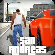 San Andreas City : Auto Theft Car gangster