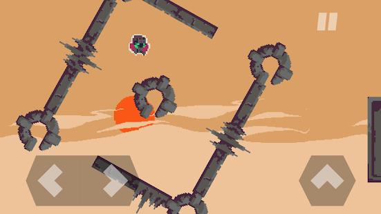 DERE EVIL EXE: Meta Horror Pixel Platformer Screenshot