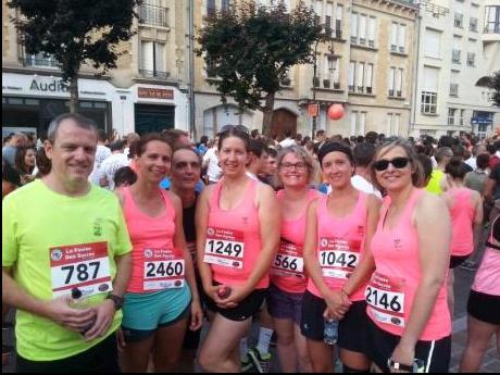 Venez courir avec l'équipe solidaire de L'Arche à Reims !