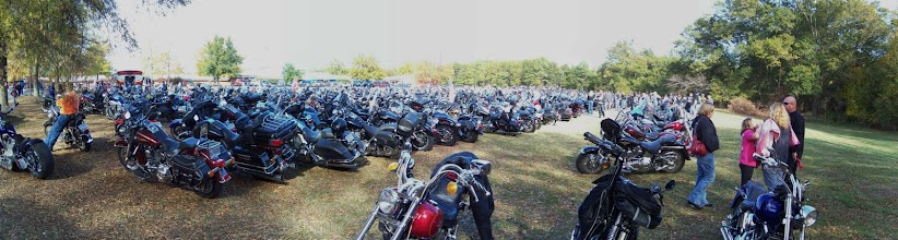 Photo: Everywhere A LOT Of Bikes!