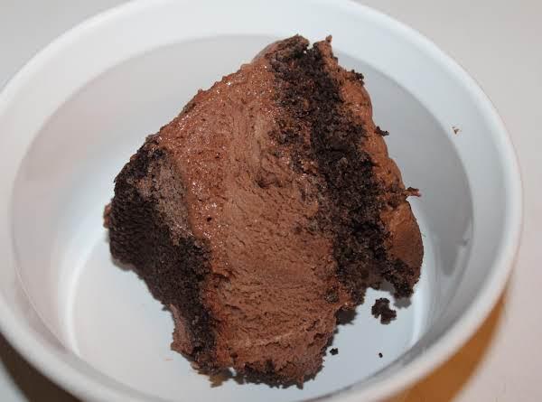 Chocolate Delight Ice Cream Pie