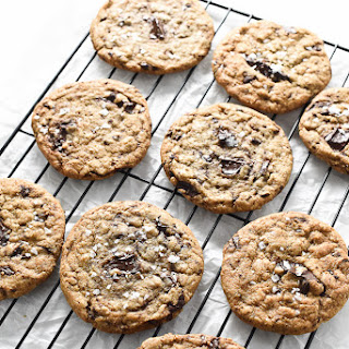 Sea Salt and Brown Butter Chocolate Chip Cookies