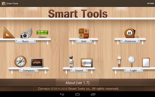 Smart Tools- screenshot thumbnail