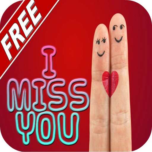Miss You Greeting Images