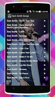 Sam Smith Too Good At Goodbyes Songs - náhled