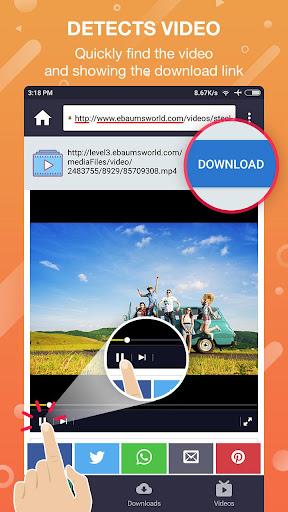 Video downloader 1.3.3 screenshots 7