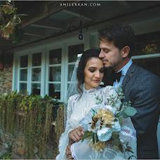 Wedding photographer Anıl Erkan (anlerkn). Photo of 13.10.2017