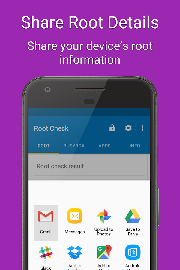 Root Check- screenshot
