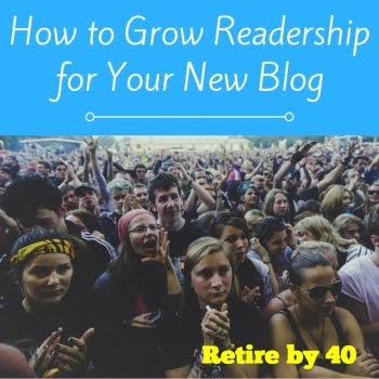How to Grow Readership for Your New Blog
