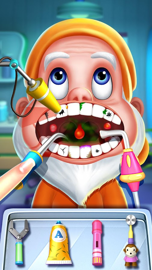 Mad Dentist 2 - Kids Hospital Simulation Game- screenshot