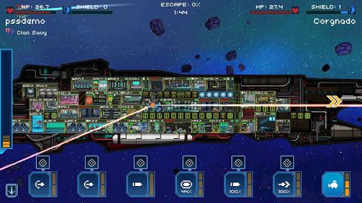 Pixel Starshipsu2122 0.949.7 screenshots 7
