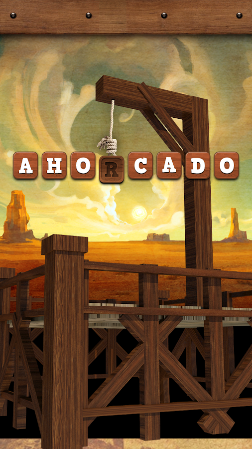 ahorcado online- screenshot