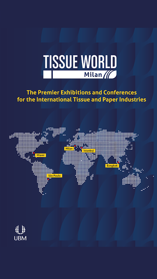 Tissue World 2017- screenshot