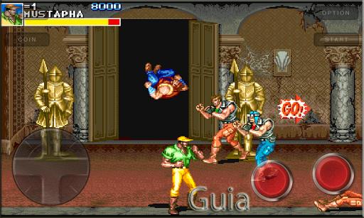 Guia Cadillacs And Dinosaurs 1.0 screenshots 8